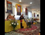 2019 Kuntuzangpo Monlam Retreat - Israel -2