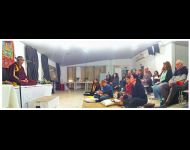 2015 - Teaching on Patience and Compassion at Bitan Aharon