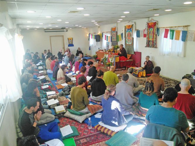 2016 Phowa and Dream Yoga Retreat with Chamtrul Rinpoche -2