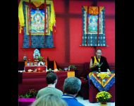Vajrasattva Retreat 2011 - Explanations During the Empowerment Ceremony