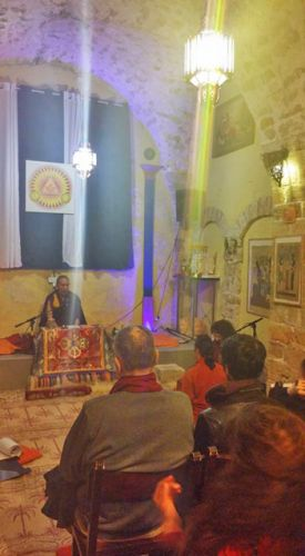2016 Teaching on Bodhicitta in Jaffa Studio