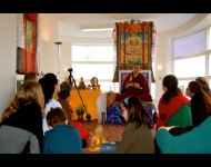 Netherlands - Teaching - Losar 2014