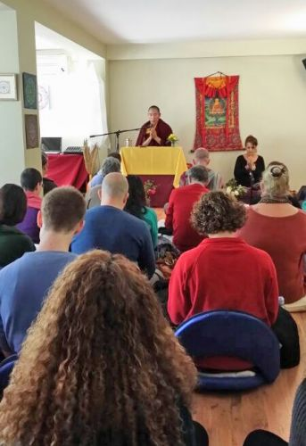 Teaching on Emptiness and Compassion - February 2014