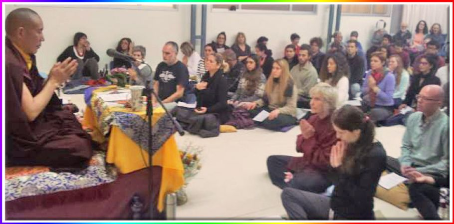 2015 - Teaching on 'the Science of the Mind' at Broshim College - Tel Aviv