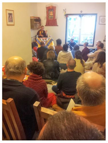 2015- Tonglen Meditation and Practice