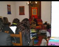 Italy - During Teachings - 2009 Visit