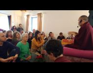 2019 Meditation to Open the Heart - Hofit - Israel-1